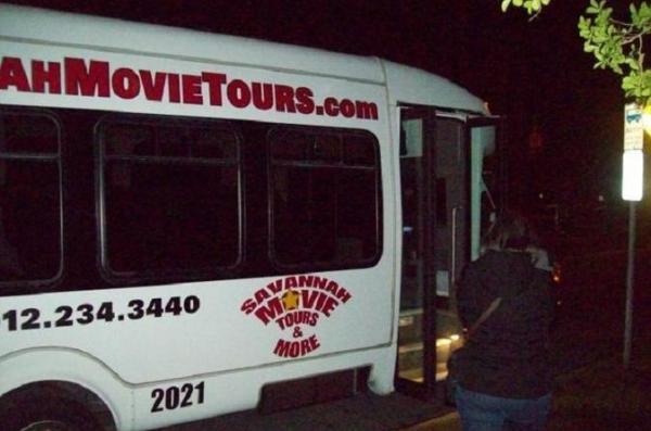 5 tour săn ma rùng rợn và có thật ở thành phố Savannah