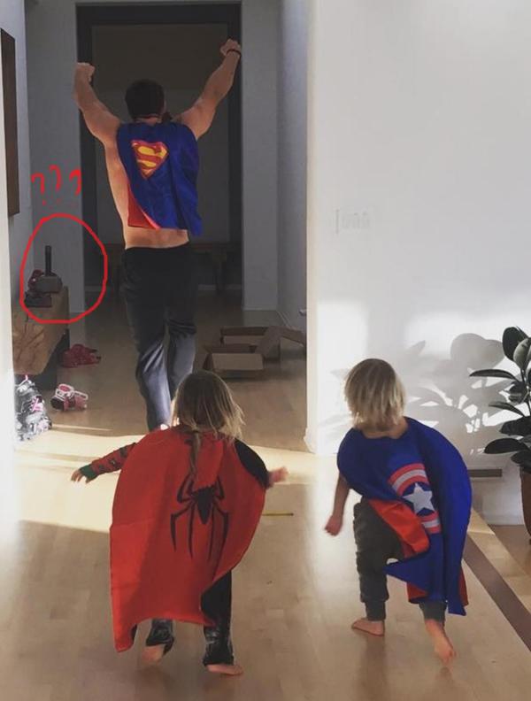 Avengers: Biệt đội siêu anh hùng hay những ông bố 'nhọ'?