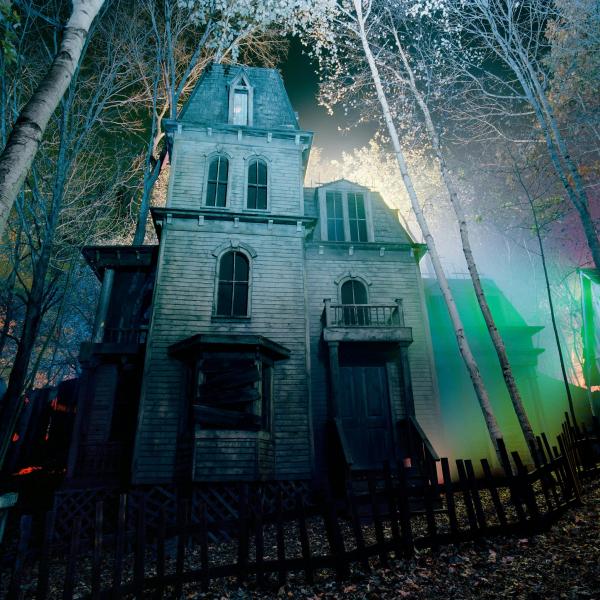 'Toát mồ hôi hột' khi tham quan những căn nhà ma ám đáng sợ nhất nước Mỹ