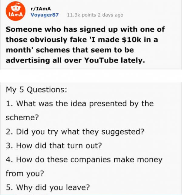 'Ở nhà ăn không ngồi rồi vẫn kiếm được tiền tiêu mỗi tháng': Bạn có tin vào loại quảng cáo lừa đảo này không?
