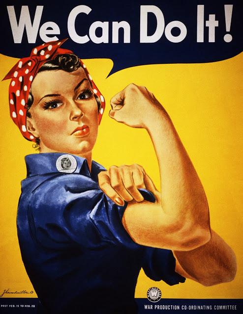 Gặp gỡ người phụ nữ truyền cảm hứng cho áp phích huyền thoại 'We can do it!'