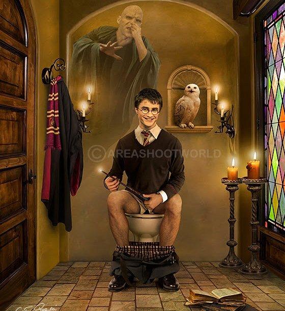 'Cười bò' với loạt ảnh 'Khi người nổi tiếng giải quyết nỗi buồn'