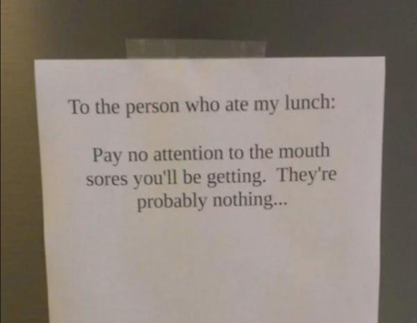 15 tờ note 'giận cá chém thớt' của dân văn phòng, đảm bảo không hài không lấy tiền!