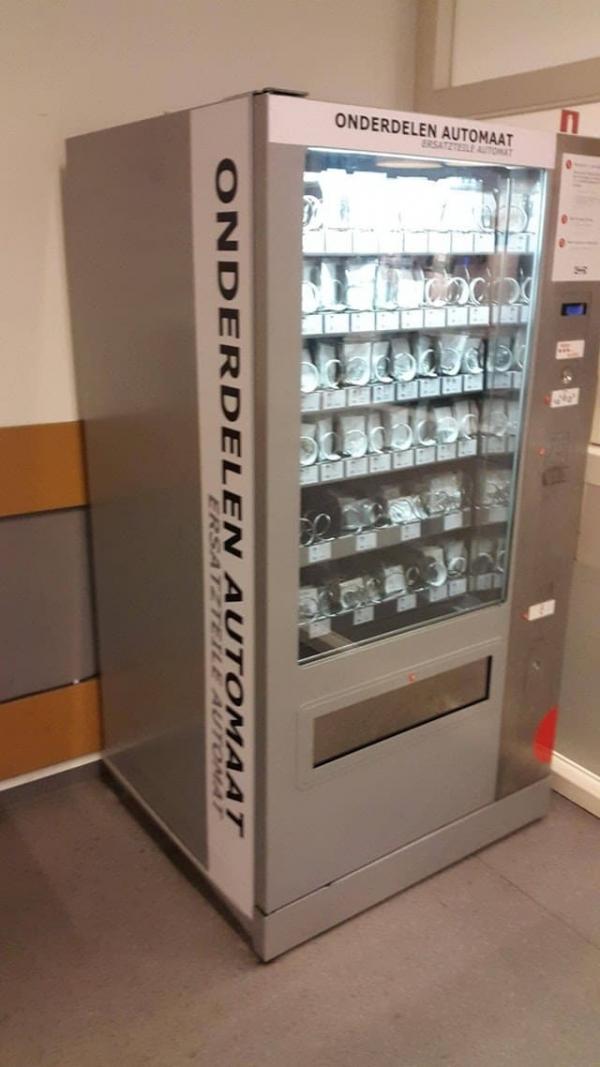 21 máy bán hàng tự động độc lạ nhất trên thế giới