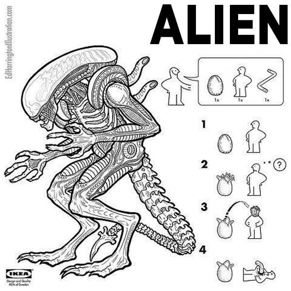 Nhân vật phản diện - 'Mặt hàng' mới nhất từ thương hiệu IKEA (P1)