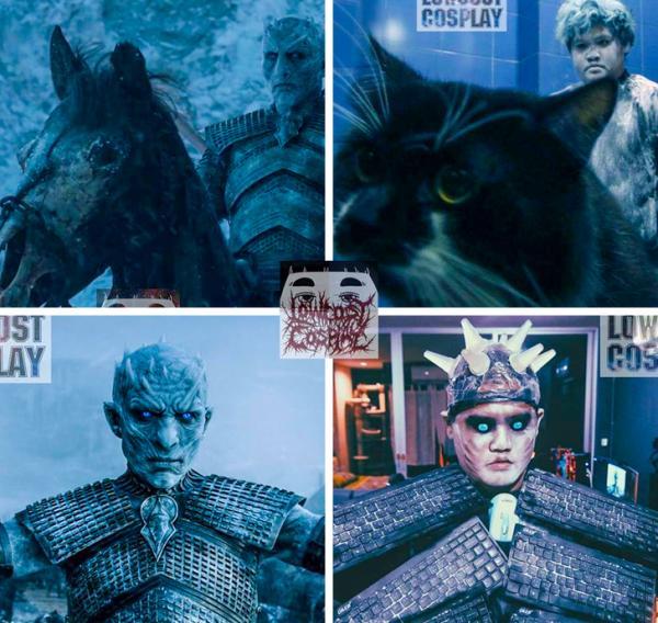 'Thánh cosplay' phiên bản 'rẻ tiền' đã trở lại và lợi hại hơn xưa