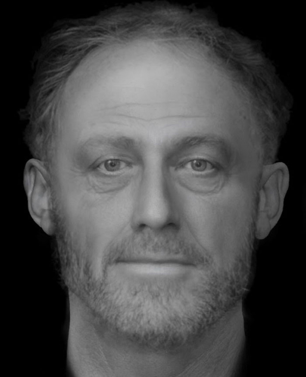 Ngạc nhiên với chân dung của người sống cách đây nhiều thế kỷ được tái tạo bằng khoa học hiện đại