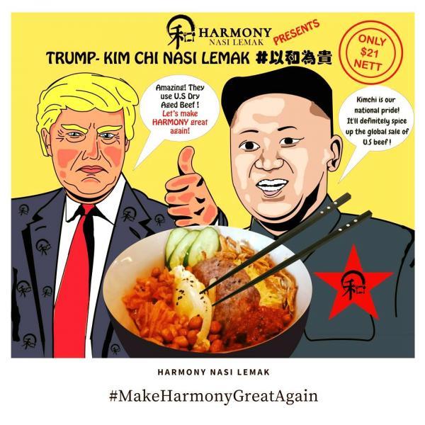 Singapore rầm rộ 'ăn theo' không khí Hội Nghị Thượng Đỉnh Trump-Kim