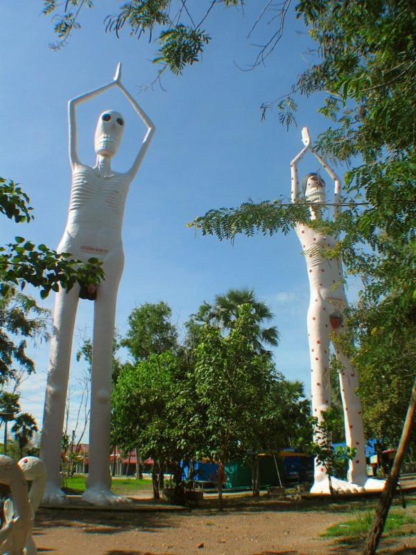Loạt truyền thuyết rùng rợn về ma Thái Lan sẽ khiến bạn khiếp sợ
