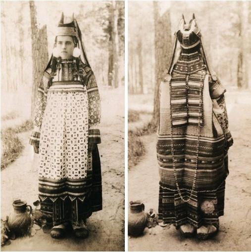 20 trang phục truyền thống cổ xưa đẹp như tranh vẽ của các dân tộc trên thế giới