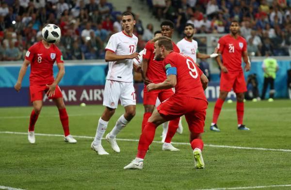 World Cup 2018: Nước Anh tuyên bố 'We Kane do it!'