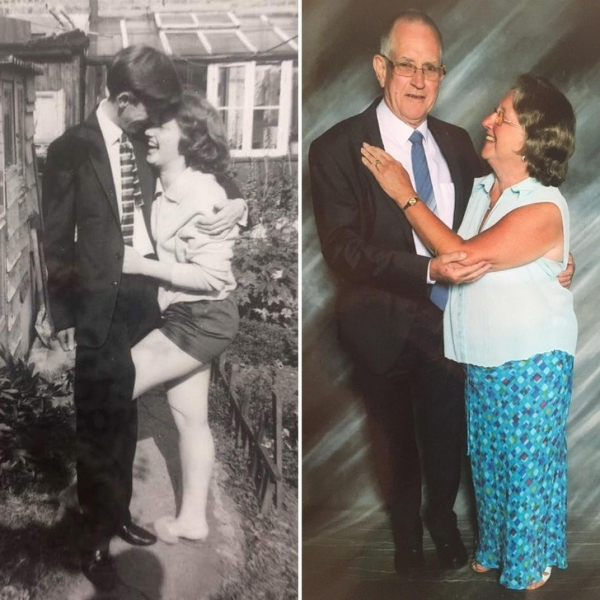 21 bức ảnh giúp bạn lấy lại niềm tin về tình yêu cổ tích ngoài đời thực