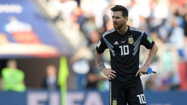 WC 2018: Phải chăng 'bàn tay của Chúa' đang trừng phạt Messi và tuyển Argentina?