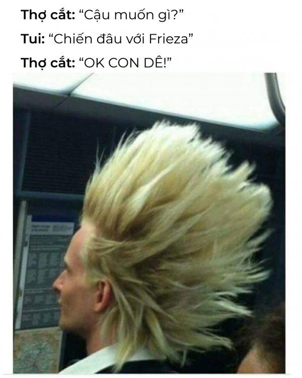 Đừng 'nhờn' với thợ cắt tóc nếu muốn có một mái tóc đàng hoàng