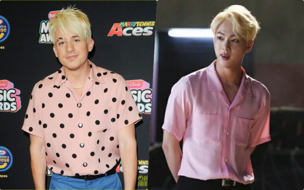 Charlie Puth đổi hình tượng: 'Nhiễm virus' của Justin Bieber hay 'được truyền cảm hứng' từ Jin (BTS)