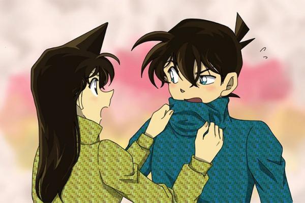 Lý do bạn gái Conan phải mang 'quả tóc một sừng' đã có lời giải đáp sau nhiều năm