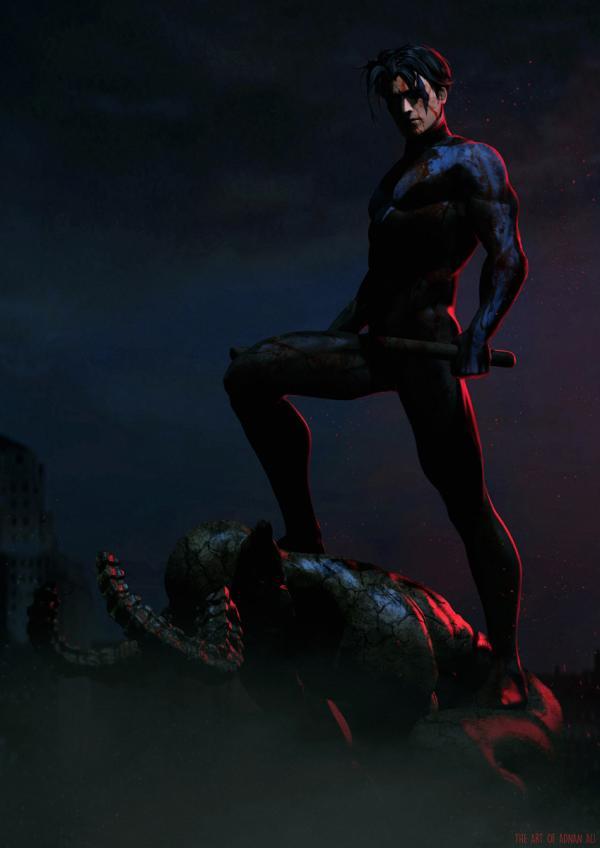 Khi các siêu anh hùng của Marvel và DC hóa thân thành 'quỷ dữ'