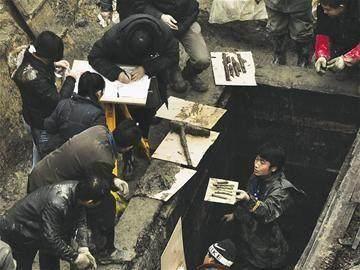 Những cổ vật kì quái được khai quật từ ngôi mộ cổ Mã Vương Đôi