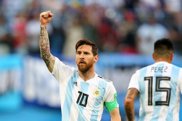 WC 2018: Ngày hôm nay, thế giới gọi tên 'Bọ chét nguyên tử' Messi