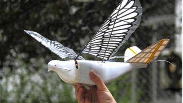 Máy bay drone 'Chim nhìn trộm' được Trung Quốc sử dụng để giám sát người dân