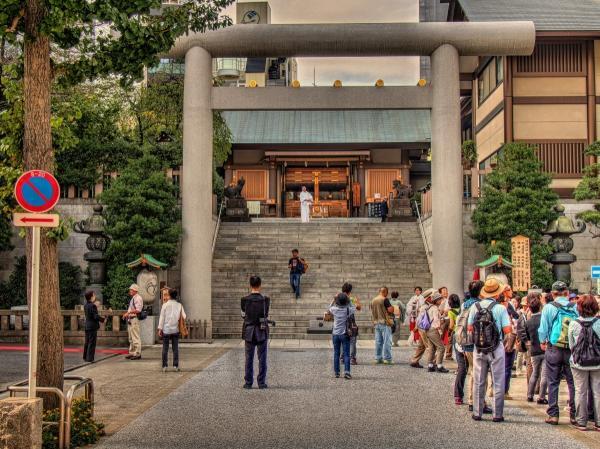 6 ngôi đền nổi tiếng Nhật Bản vì cất giấu những điều ước kì lạ của con người