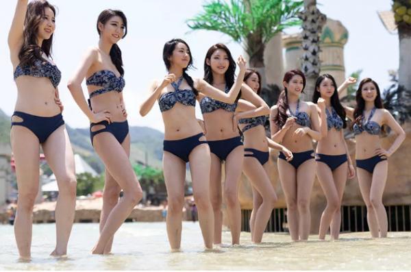 Nhan sắc đại trà đến mức khó tin của dàn ứng cử viên vào chung kết Miss Korea 2018