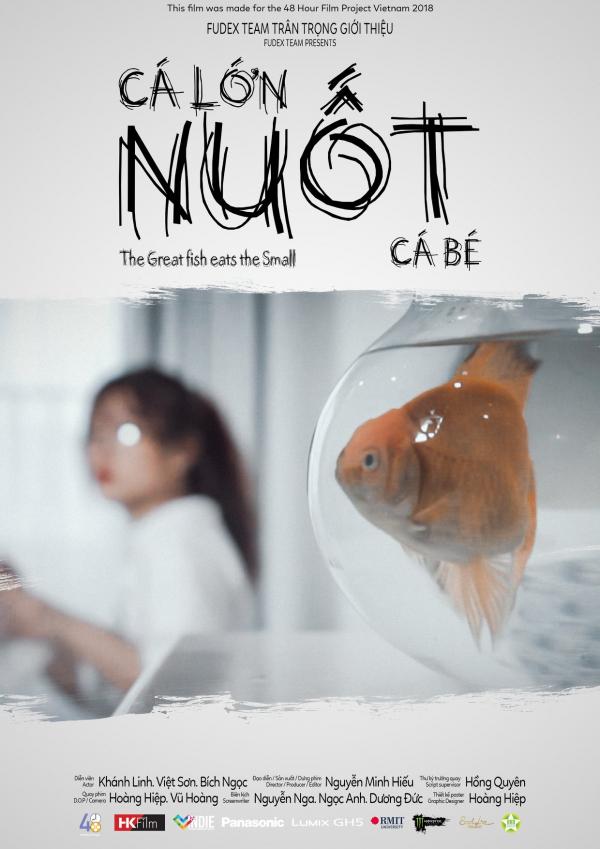 'Cuộc thi phim ngắn 48h' tập hợp loạt poster đẹp không thua gì phim chiếu rạp