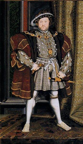 Chuỗi bi kịch 6 người vợ của vua Henry VIII (Kì 1): Vị hoàng hậu phải cưới em trai của chồng