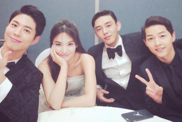 Song Hye Kyo 'nên duyên' cùng Park Bo Gum trên màn ảnh nhỏ, cả Đại Hàn Dân Quốc vui mừng