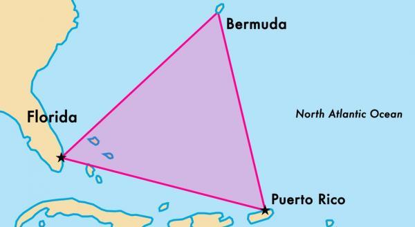 Tam giác quỷ Bermuda 'đi dễ khó về' và lý giải những vụ mất tích bí ẩn ở đây (P1)