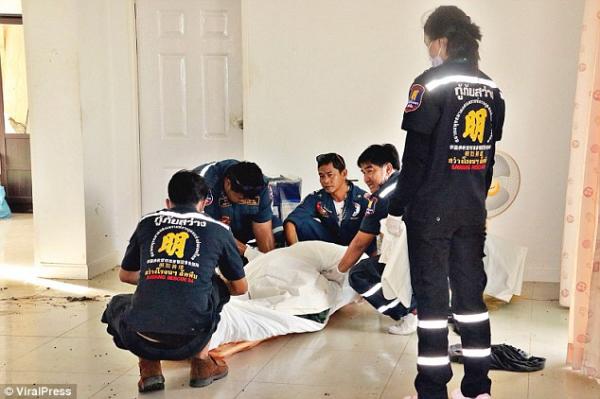 Ám ảnh cảnh tượng thi thể chủ bị chó cưng ăn mất nửa mặt tại căn hộ ở Thái Lan