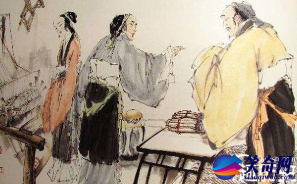 Bảy 'tiêu chuẩn' để người chồng ly hôn vợ ở Trung Quốc thời xưa