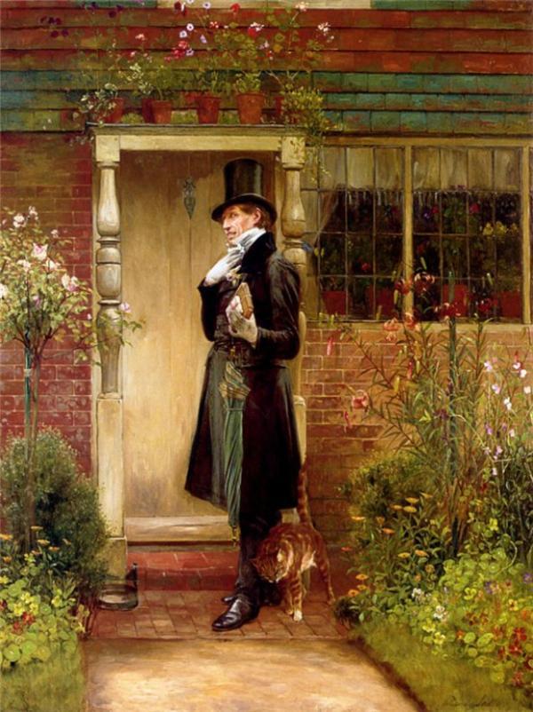 Hóa ra việc hủy bỏ hôn ước thời Victoria phải tuân theo trình tự cầu kỳ đến mức này