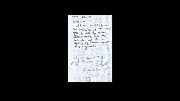 D.B. Cooper - Vụ án không tặc mất tích bí ẩn nhất trong lịch sử FBI (Kỳ 1)