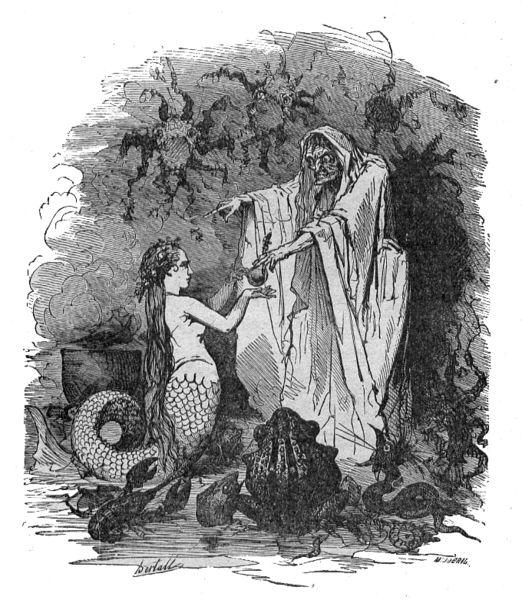 May mắn cho bạn vì đã không biết đến những chi tiết rùng rợn trong 'Nàng Tiên Cá' của Andersen