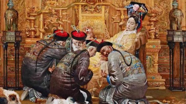 3 vật dụng cá nhân 'sống để bụng, chết mang theo' của Từ Hi Thái hậu
