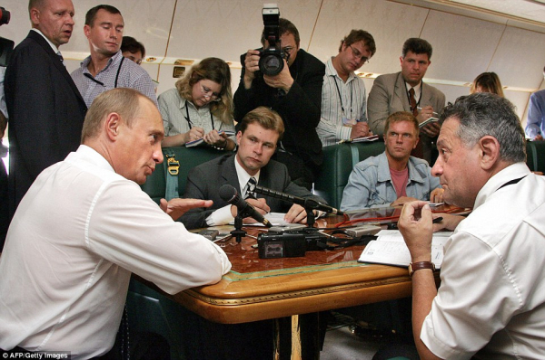 Có cả một cung điện mini bên trong chuyên cơ nghìn tỷ của hai vị tổng thống Mỹ - Nga