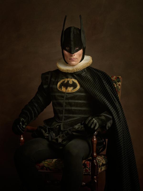 Các siêu anh hùng sẽ trông thế nào nếu 'xuyên không' đến thế kỷ 16?