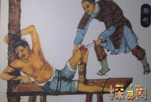 5 hình tức tra tấn, tử hình tàn bạo nhất trong lịch sử phong kiến Trung Hoa