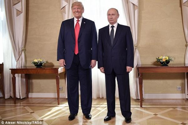 Trump - Putin gặp nhau thì làm sao không bùng nổ 'cơn bão meme' cho được?