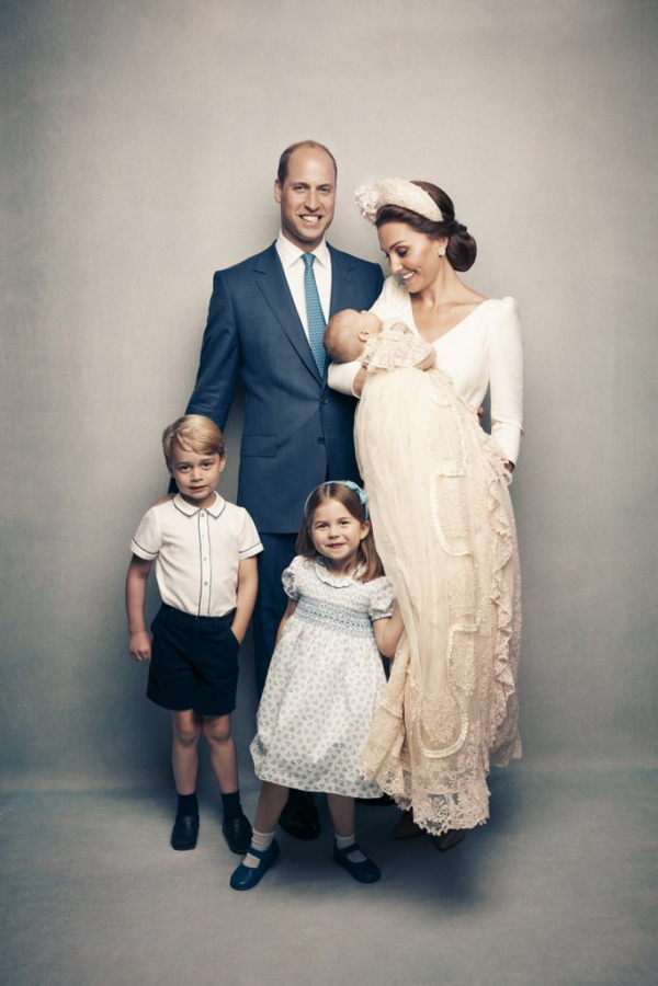 Chỉ mới 3 tuổi nhưng Công chúa Charlotte đã có giá trị thương hiệu hàng tỷ bảng Anh
