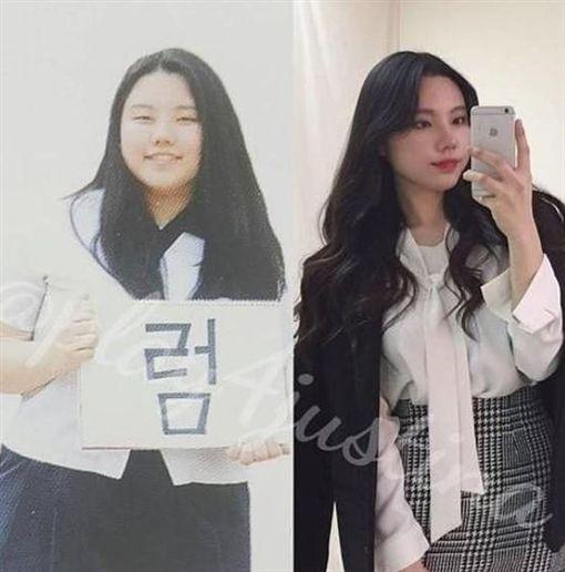 Nhờ một lời chia tay tàn nhẫn, cô nàng béo 100kg cắn răng giảm cân thành hot girl xinh đẹp khó tin
