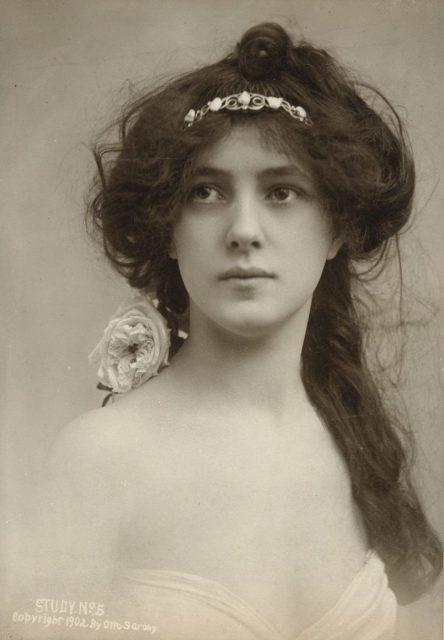 Evelyn Nesbit: Nổi danh vì nhan sắc trời ban và cuộc tình tay ba gây án mạng trong lịch sử