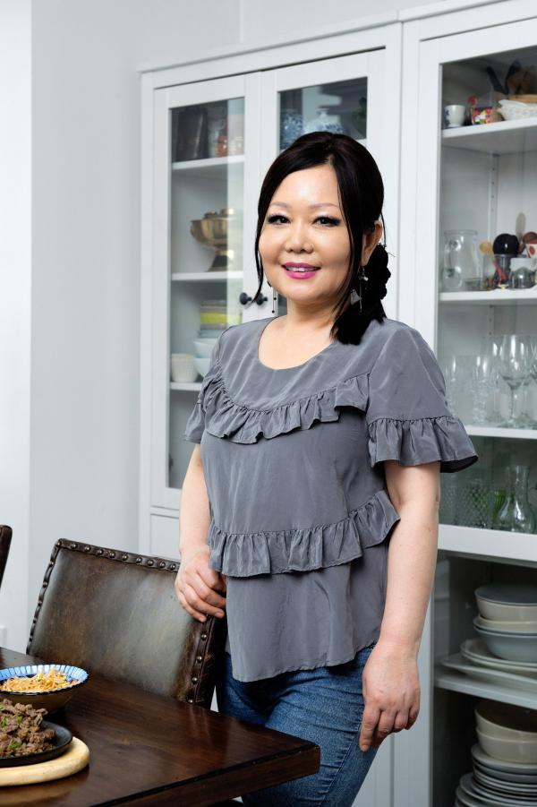 Maangchi - Phiên bản 'Bà hoàng đầu bếp' Julia Child của Hàn Quốc