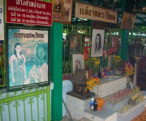 10 câu chuyện thần thoại kỳ bí nổi tiếng ở Thái Lan