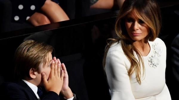 Ngoài giàu có, đẹp trai, còn gì bạn không biết về cậu quý tử nhà Trump – Barron Trump?