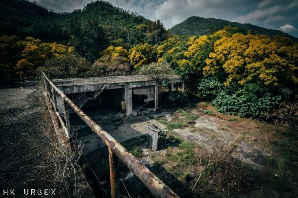 Khám phá những địa điểm bị bỏ hoang ở Hồng Kông (Phần 6): Nhà máy sơn Thanh Y
