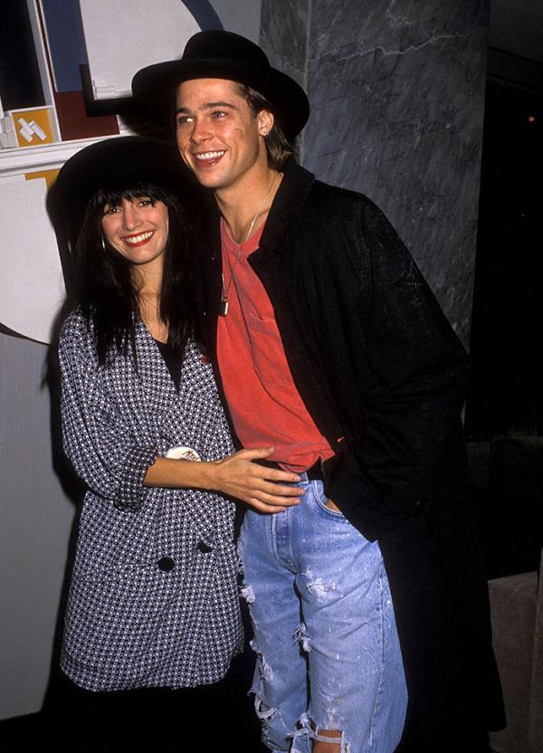 Phát hiện kì quái nhất trong lịch sử Hollywood: Brad Pitt cứ yêu ai là trông giống hệt người tình