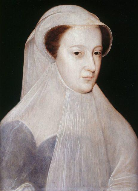 Mary Stuart: Lên ngôi Nữ hoàng Scotland khi còn đỏ hỏn và kết thúc bằng 19 năm biệt giam