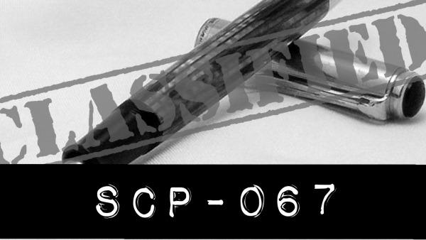 [Series dài kỳ] SCP-067: Cây Bút Người Nghệ Sĩ